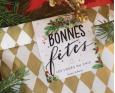 """Pochette surprise """"BONNES FÊTES"""""""