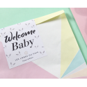 "Pochette surprise ""WELCOME BABY"""